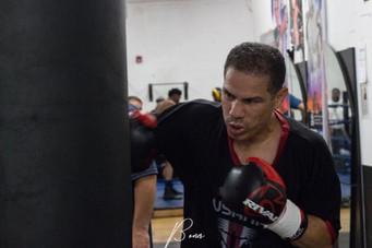 """El Gallo"" Jose Antonio Rivera ""Homecoming"" Open Workout  Photo Gallery"