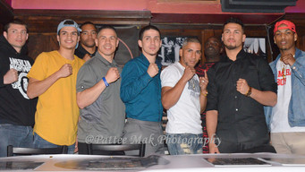 Rivera Promotions Entertainment Press Conference Held Tonight In Worc, Mass.