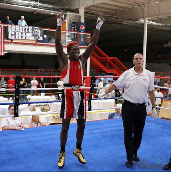 Two Portland Boxing Club Fighters Post Wins in New Hampshire