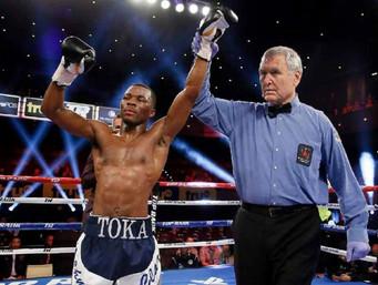 Undefeated prospect Toka Kahn-Clary Graduates to 10-round fighter