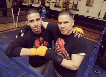 "Father-son Jose Antonio & A.J. Rivera ""Making History"" World champion's return &am"