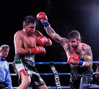 MURPHYS BOXING COMES TO ENCORE BOSTON HARBOR - FRIDAY, JULY 12TH  GREG VENDETTI TO FACE MICHAEL ANDE