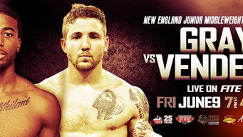 Gray challenges red-hot Vendetti for 154-pound supremacy next month in main event showdown at Twin R