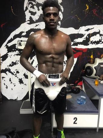 Ronald Ellis Camp Notes  Ellis Faces Fellow Undefeated Super Middleweight Prospect Junior Younan Nex