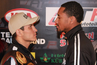Jack Culcay - Demetrius Andrade Press Conference quotes and photos