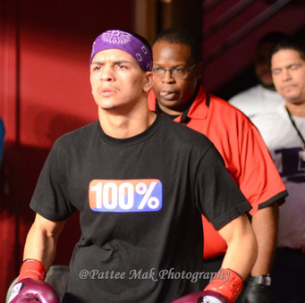 Irvin Gonzalez steps back in the ring to face Toka Kahn on the 29th.  Interview below.