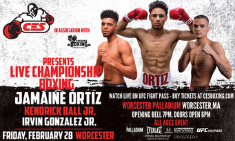 CES Boxing, Camp Get Right host   open workout Tuesday in Worcester