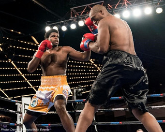 Cassius Chaney Re-Signs with Main Events  Fights Again on November 3