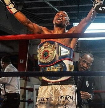 Jimmy Williams' career revitalized after defeating Yuri Foreman