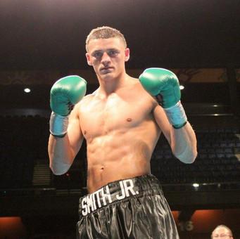 "Star Boxing's Joe Smith, Jr. Ready to Take Next Step in Light Heavyweight Ranks  ""Irish Bom"