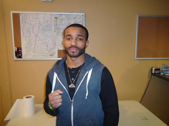 GH3 Promotions Olympic Alternate LeRoy Davila to make pro debut this Friday night at The Claridge in