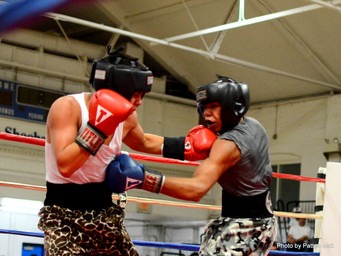 RESULTS!!! From Ortiz Boxing Gym - Park City Amateur Fight Night #10