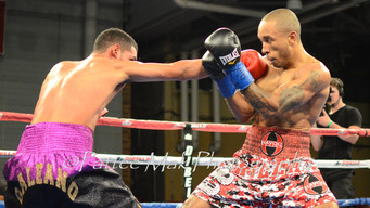 """Galeano the """"NEW"""" USA NY State Middleweight Champ!"""