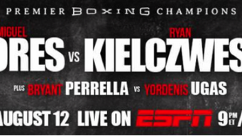 Undefeated Featherweight Miguel Flores Battles Exciting Contender Ryan Kielczweski in Main Event of