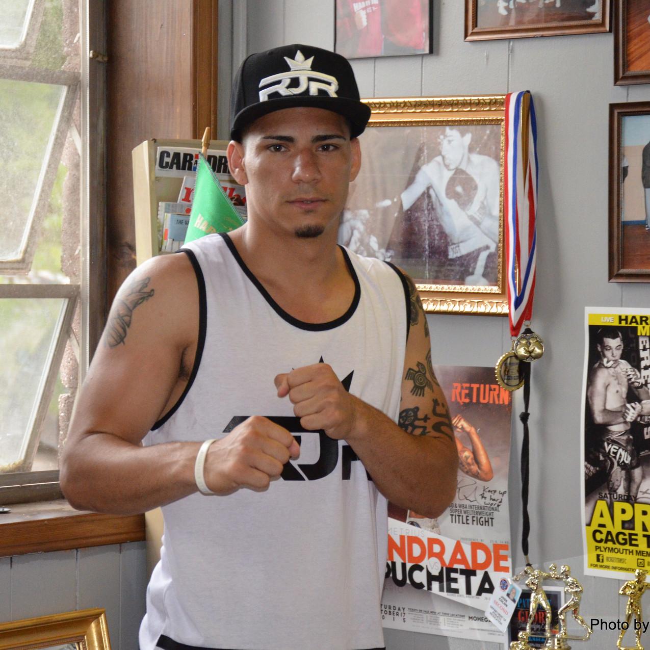 Boxing - Rivera