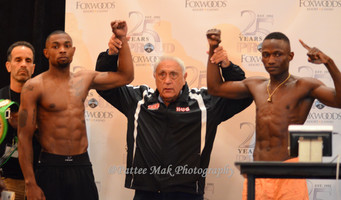 Weights from Foxwoods - CES