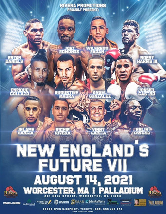 New England's Future VII To feature 3 title fights