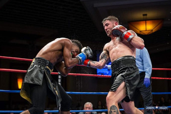 JUNIOR MIDDLEWEIGHT CONTENDER, GREG VENDETTI RETURNS MARCH 29TH IN HOMECOMING MURPHYS BOXING EVENT