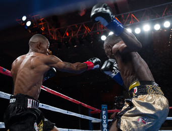 Williams steps up to face hard-hitting Rodriguez in latest WBC title defense Sept. 16th at Twin Rive