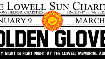 WEEK 9 (FINALS!) of the 2020 Lowell Golden Gloves, Thursday night at 7:30 pm