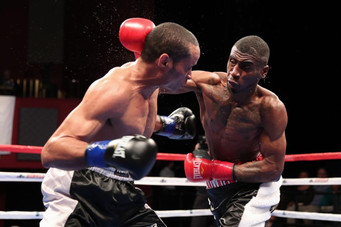 Undefeated boxing prospect Lamont Powell Escaped 36-bullet shooting without a scratch