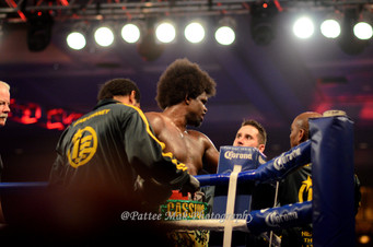 It's was Good Night Goode when CASSIUS CHANEY Scored the UD Saturday Night @ Mohegan Sun.