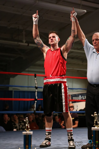 Northern New England Golden Gloves 2-4-2017 Championships.  See Results Below.
