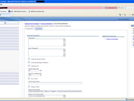 Business Monitor V8 Not Publishing Cognos Cubes