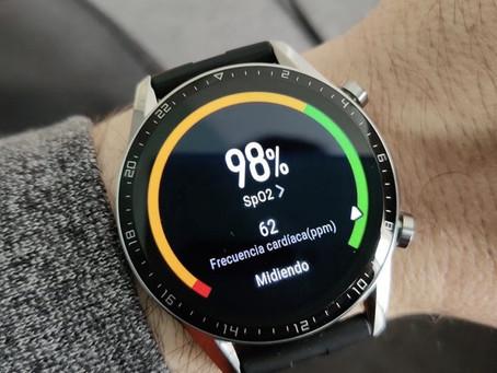 Huawei GT2: Un reloj que podría salvarle la vida