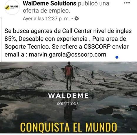 Agentes de Call Center