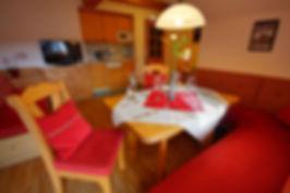 Ferienwohnung/Appartement Nr. 5 im Appartementhaus Sonne in Ramsau am Dachstein, Region Schladming Dachstein
