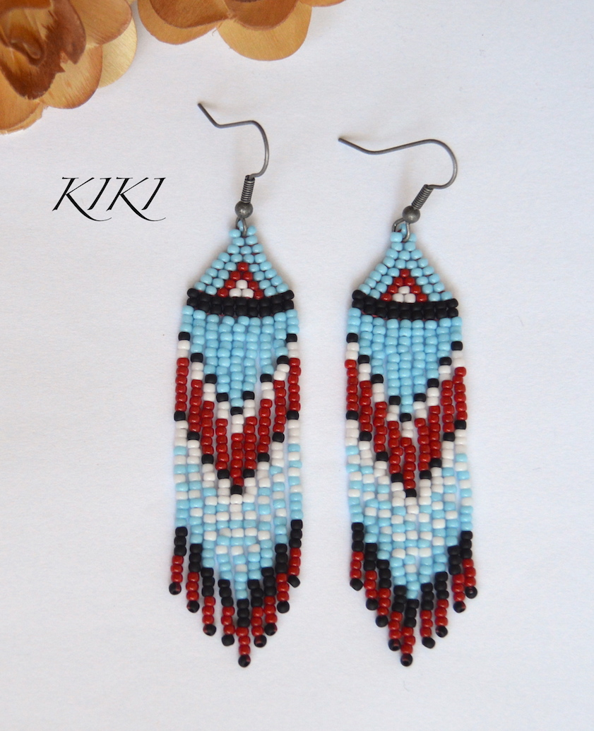 Red blue ethnic