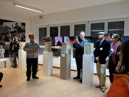 Vernissage Skulpturen