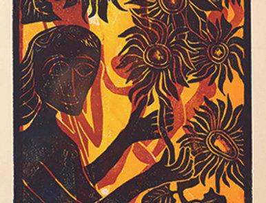Walter Hörnstein: Sonnenblumen