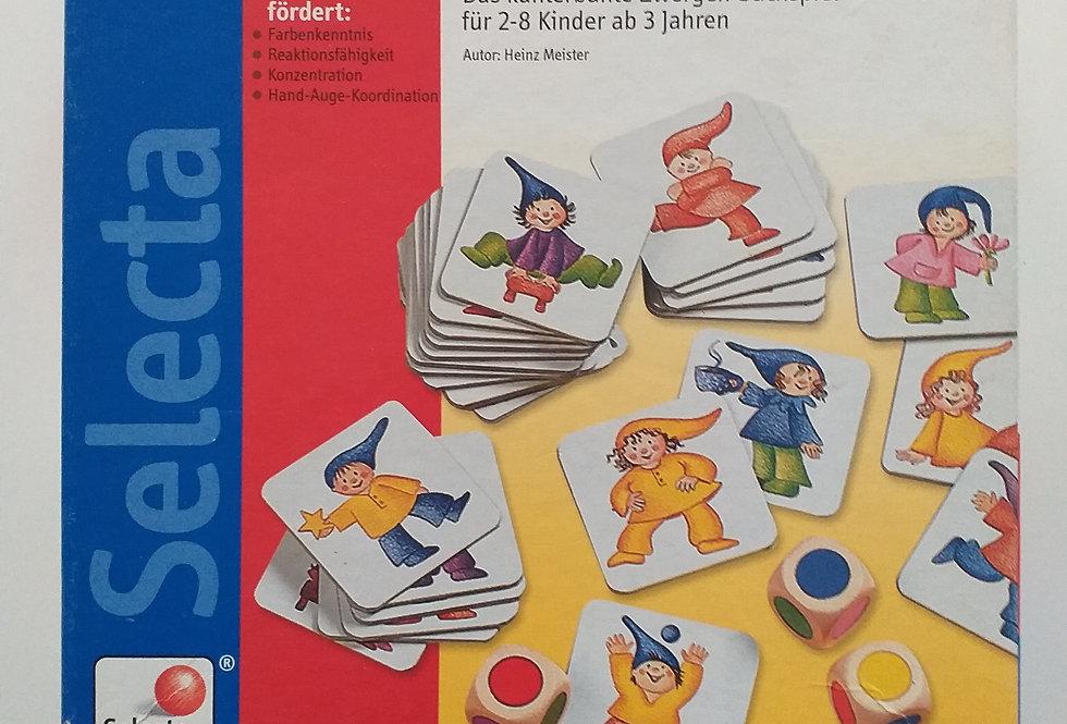 Würfel-Zwerge. Das kunterbunte Zwergen-Suchspiel. Ein Lernspiel.
