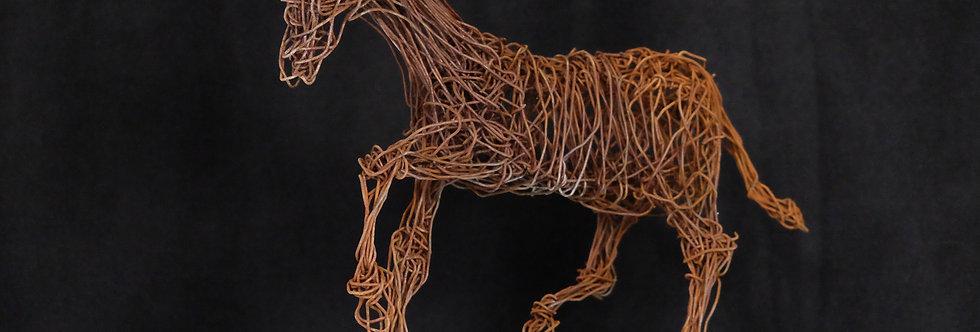Murat Taskin: trabendes Pferd