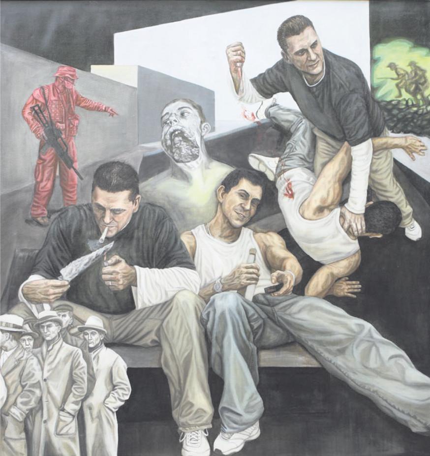 Galeriepreis 19.500,- Euro, Mindestgebot: 18.000,- Euro