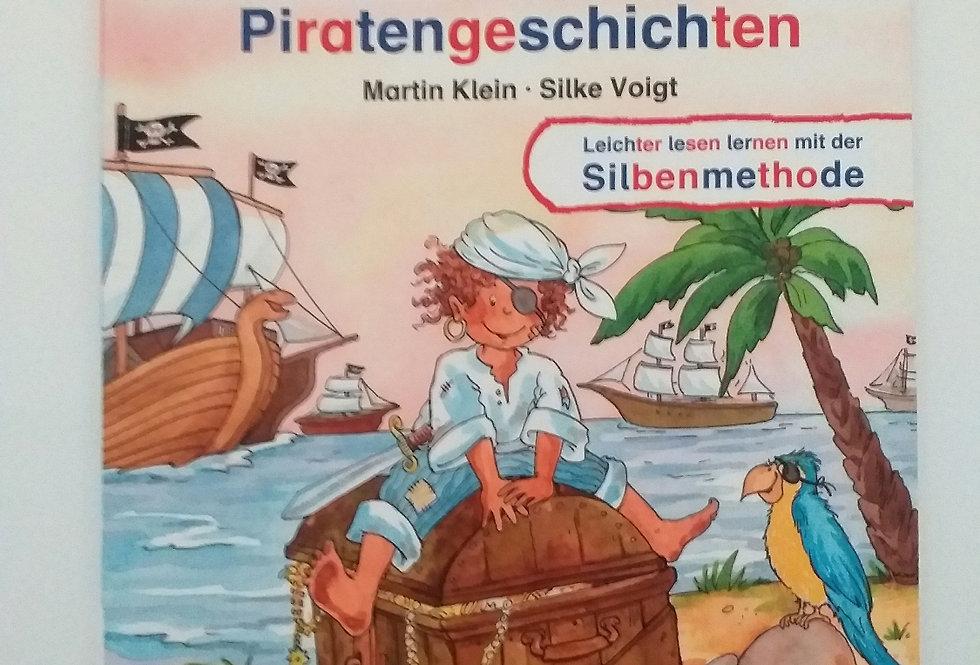 Leserabe: Piratengeschichten. 1. Lesestufe.