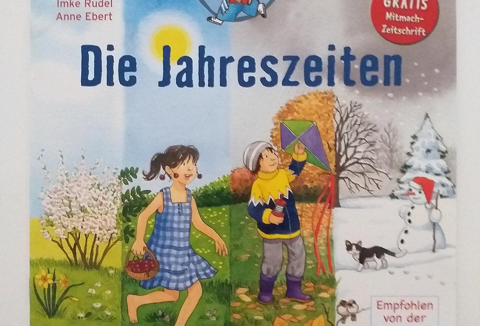 Lesemaus: Die Jahreszeiten. Band 118