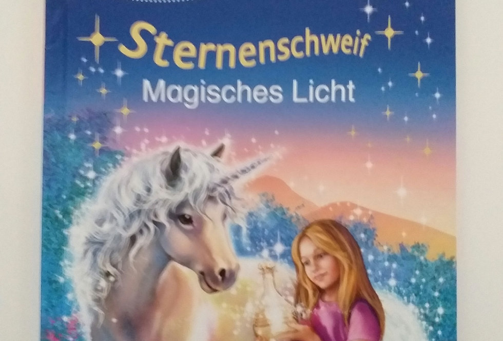 Sternenschweif - Magisches Licht (Bücherhelden 2. Klasse)