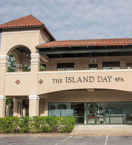 The Island Day Spa on St. Simons Island