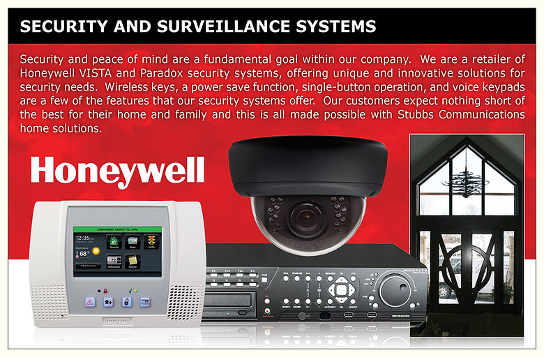 Security Monitoring and Surveillance