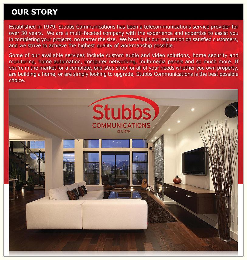 Company Profile Home Automation