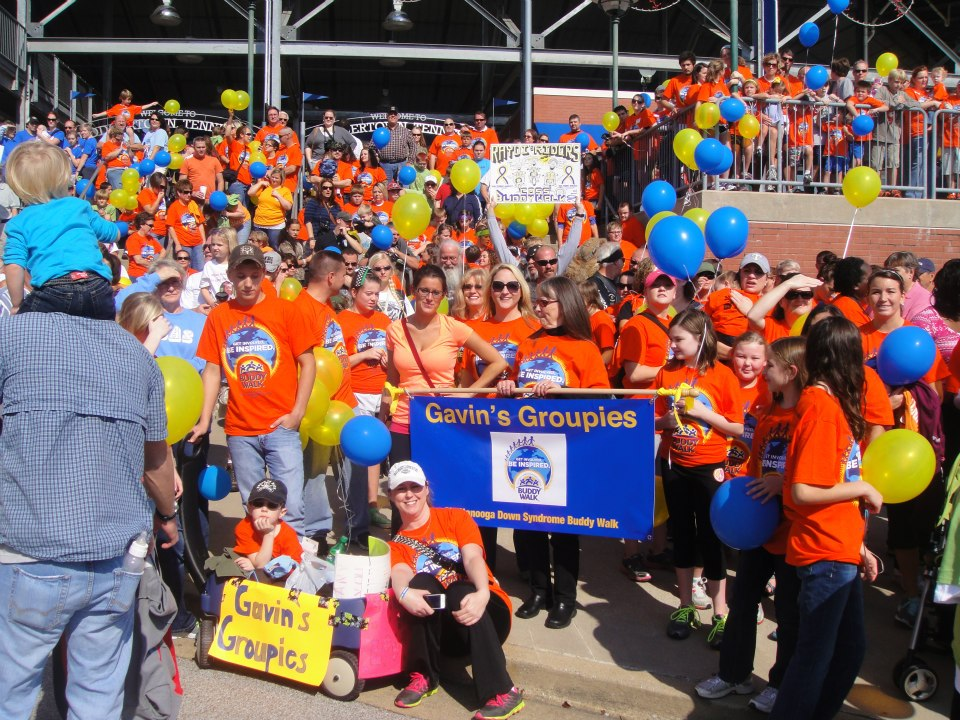 2012 Buddy Walk