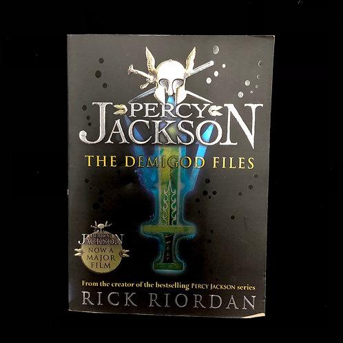 The Demigod Files by Rick Riordan