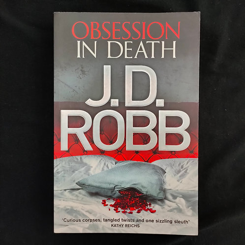 Obsession in Death by J.D Robb