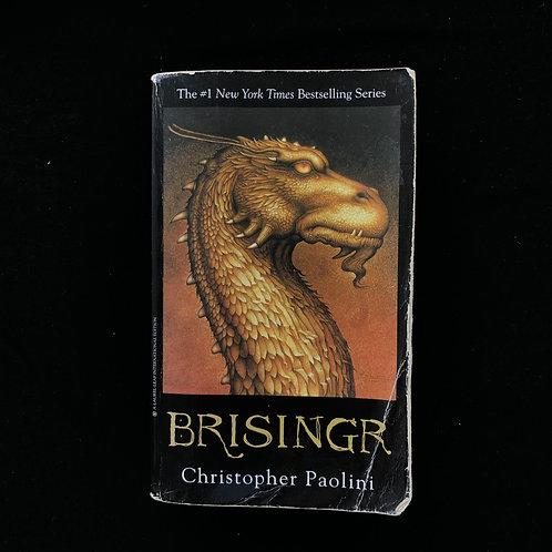 Brisingr by Christopher Paolim
