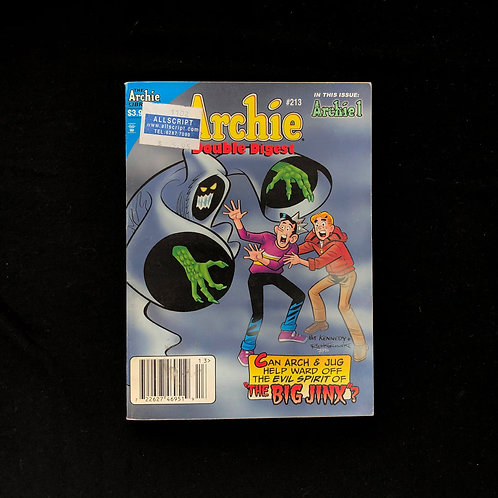 Archie Double Digest Magazine No. 213
