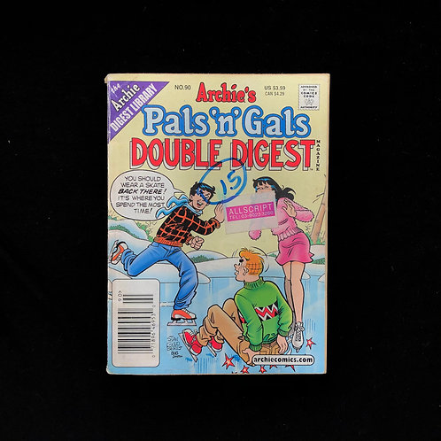 Archie Pals 'n' Gals Double Digest No. 90