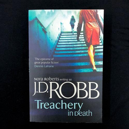 Treachery in Death by J.D. Robb